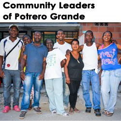Community Leaders Working for a Change